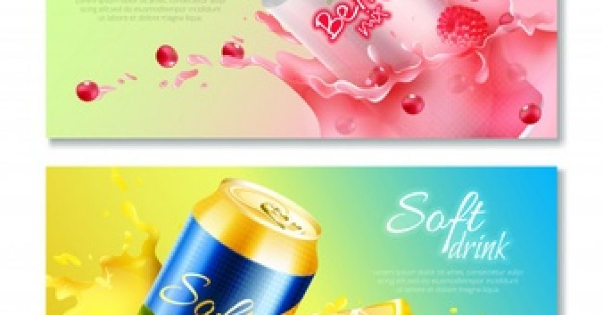 aluminum-cans-drinks-horizontal-banner-set_1284-20805