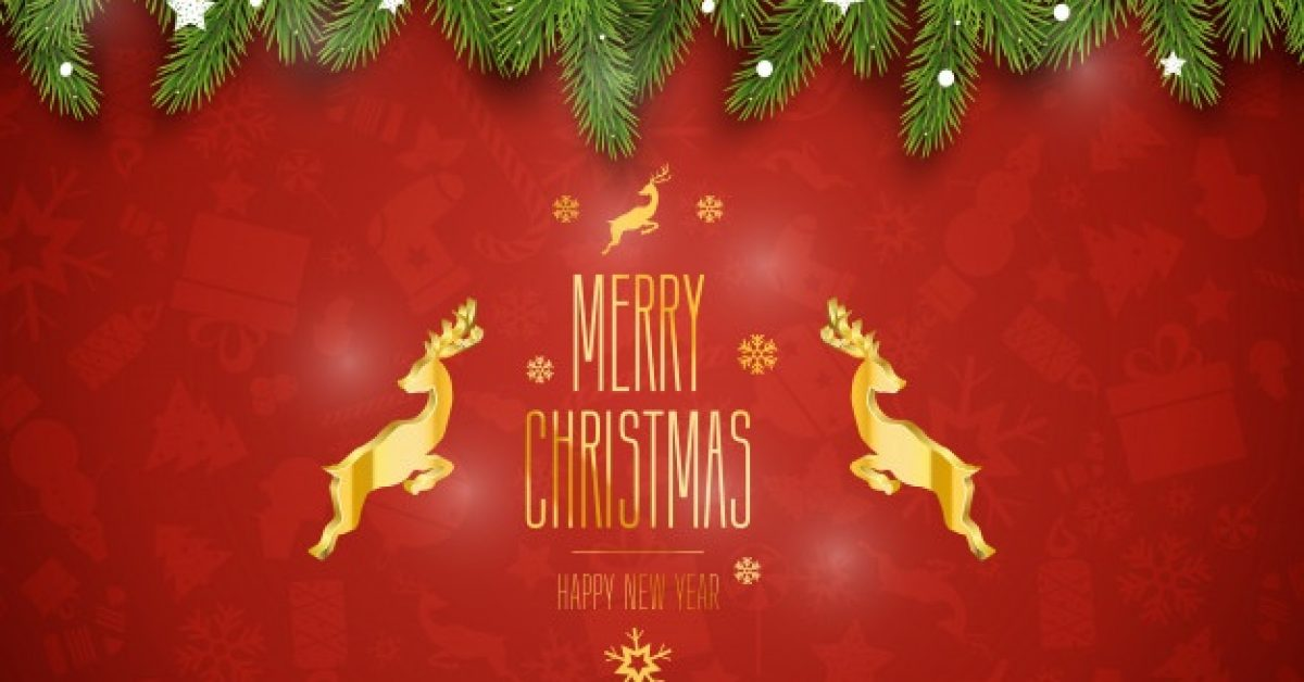 christmas-composition-holiday-wishes-red-background_109064-455